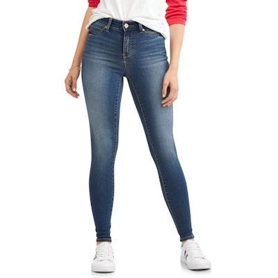 Preston High Rise Skinny Jeans