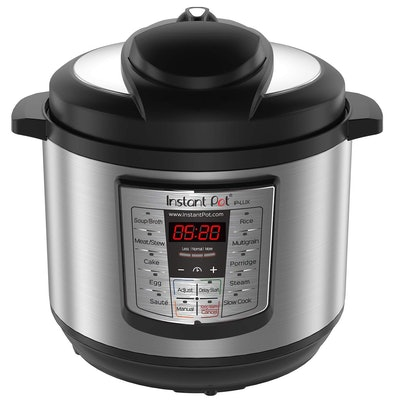 Instant Pot LUX80 8-Quart 6-in-1 Multi-Use Cooker