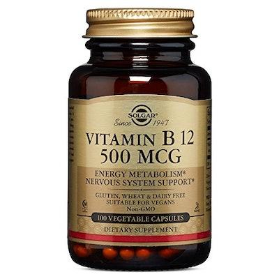 Solgar Vitamin B12, 100-Count