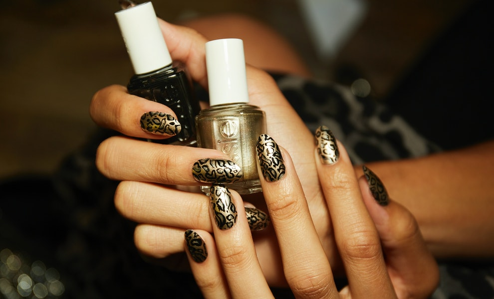 Nail Art Is Back In Style According To Opening Ceremony