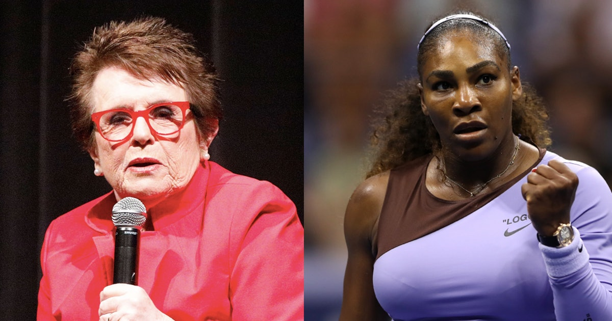 Billie Jean King Called Out Tennis' Sexism Against Serena Williams In A Fiery Op-Ed