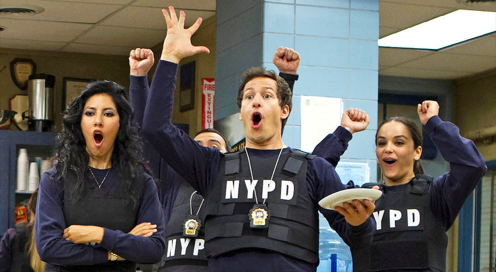 brooklyn 99 date episode