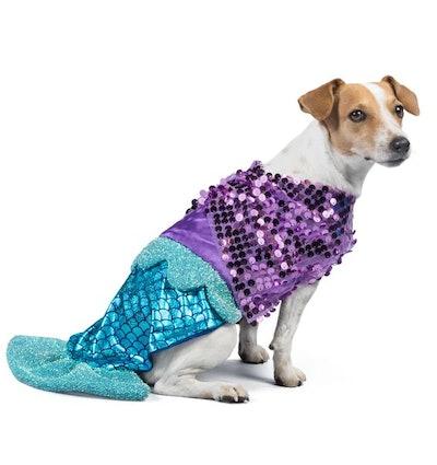Thrills & Chills™ Halloween Mermaid Pet Costume