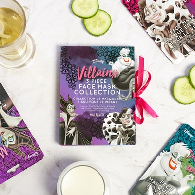 Disney Villains Face Mask Collection
