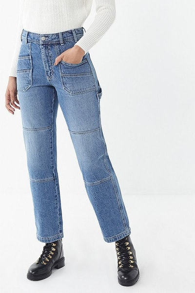 BDG Spotlight High-Rise Surplus Jean