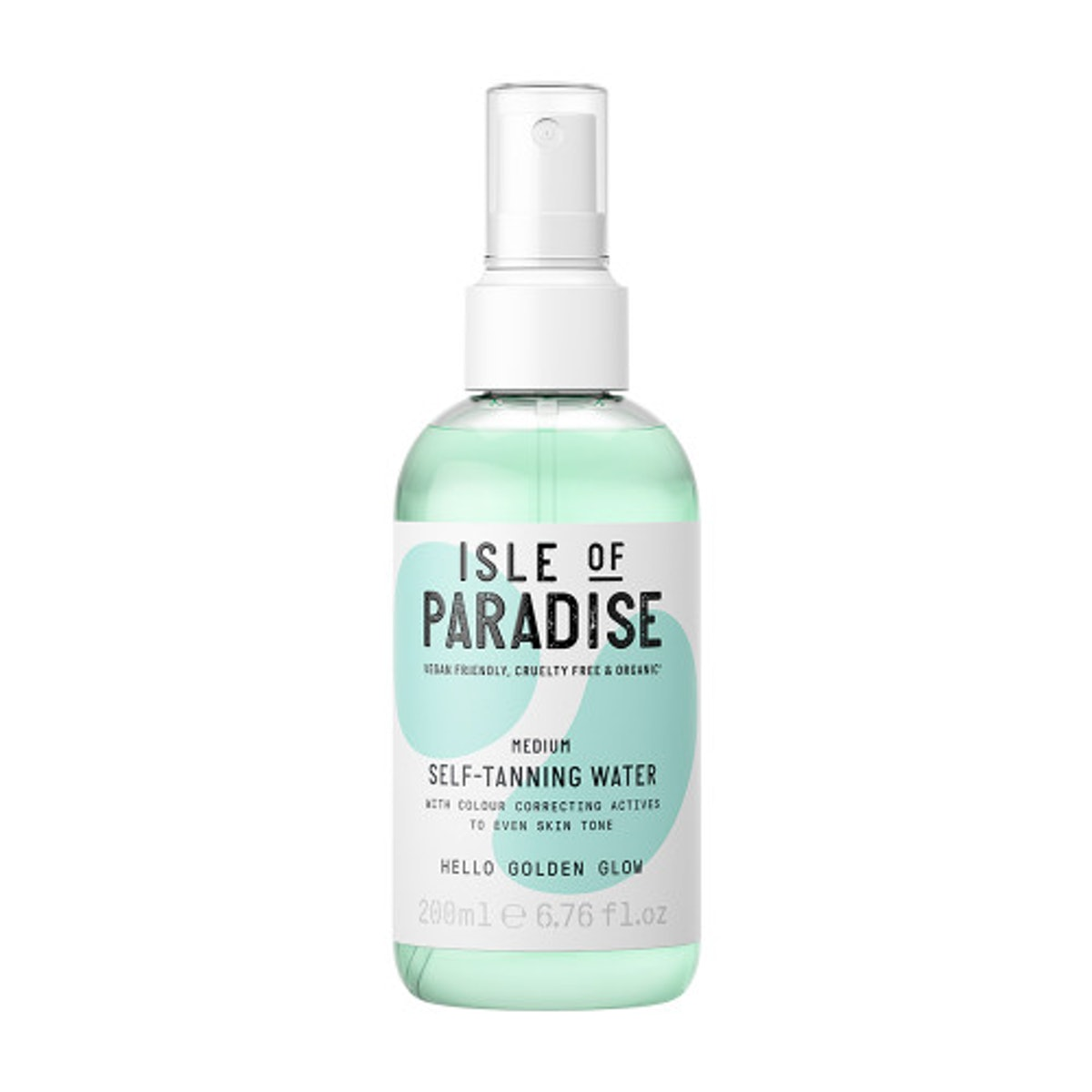 Isle of Paradise Medium Self-Tanning Water