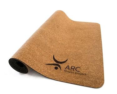 ARC Fitness Project Cork Yoga Mat