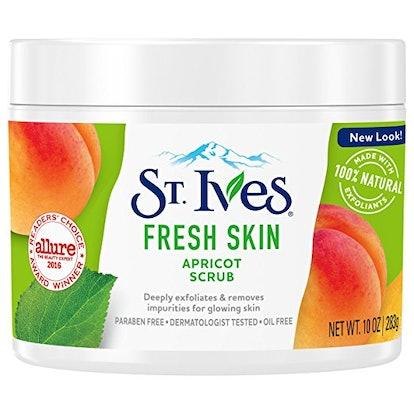 Fresh Skin Apricot Face Scrub