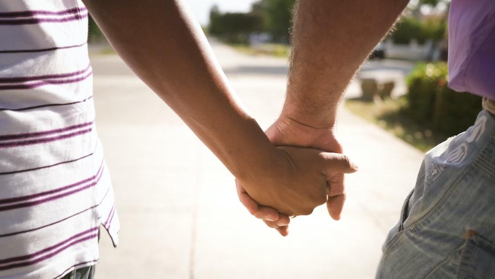 do guys like to hold hands