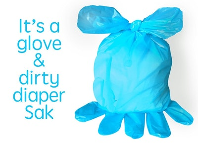 BabyBum Glove Saks