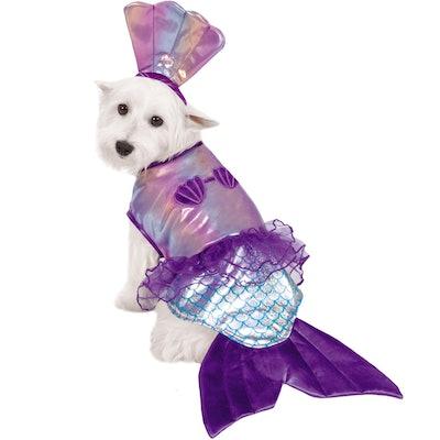 Zack & Zoey Iridescent Mermaid Costume