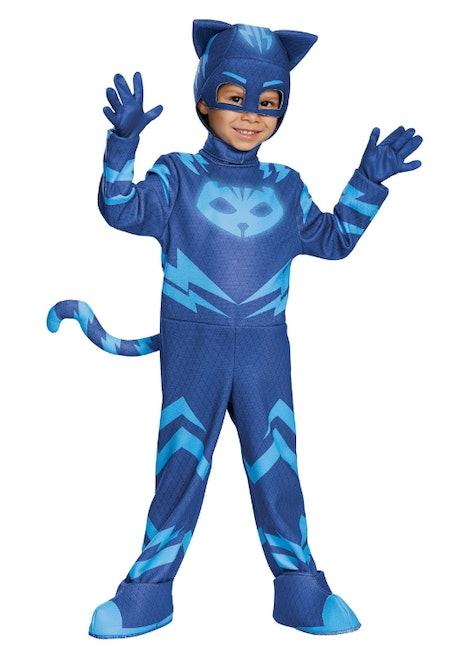 Deluxe PJ Masks Catboy Kids Costume