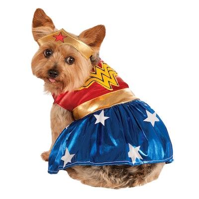 Rubie's Wonderwoman Dog Costume