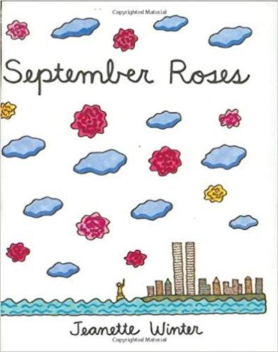 September Roses, by Jeanette Winter