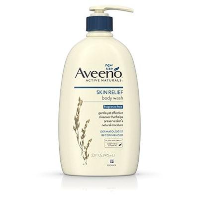 Aveeno Active Naturals Skin Relief Body Wash, 33 oz.