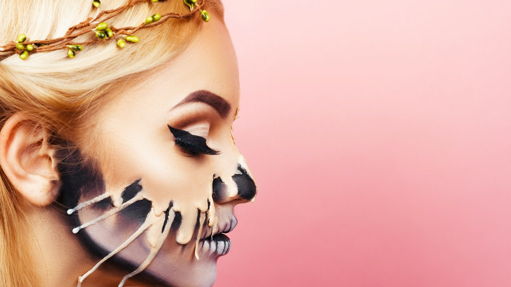 50 Clever Captions For Halloween Makeup When You Want To