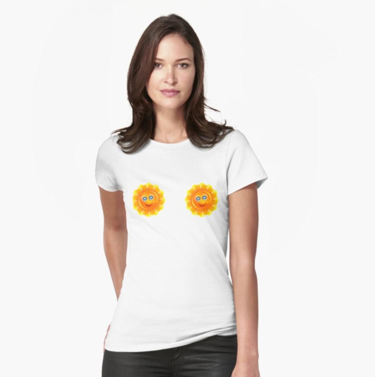 Sunshine Boobs T-Shirt