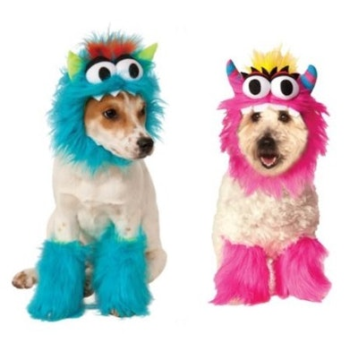Monster Set Pet Costume