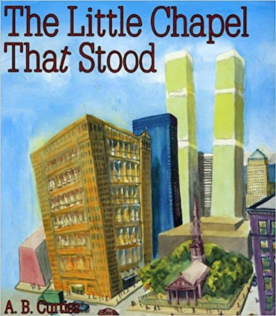 The Little Chapel That Stood, by A. B. Curtiss