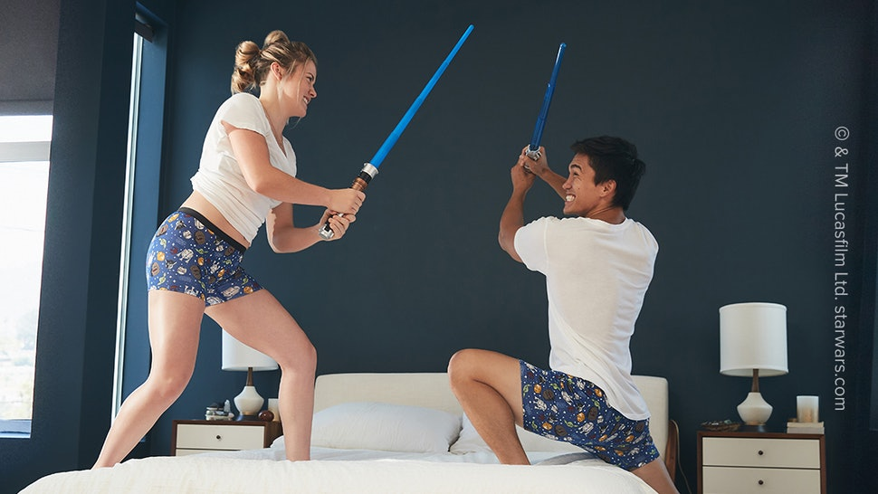 Where To Buy Glow In The Dark Star Wars Meundies Because They Re