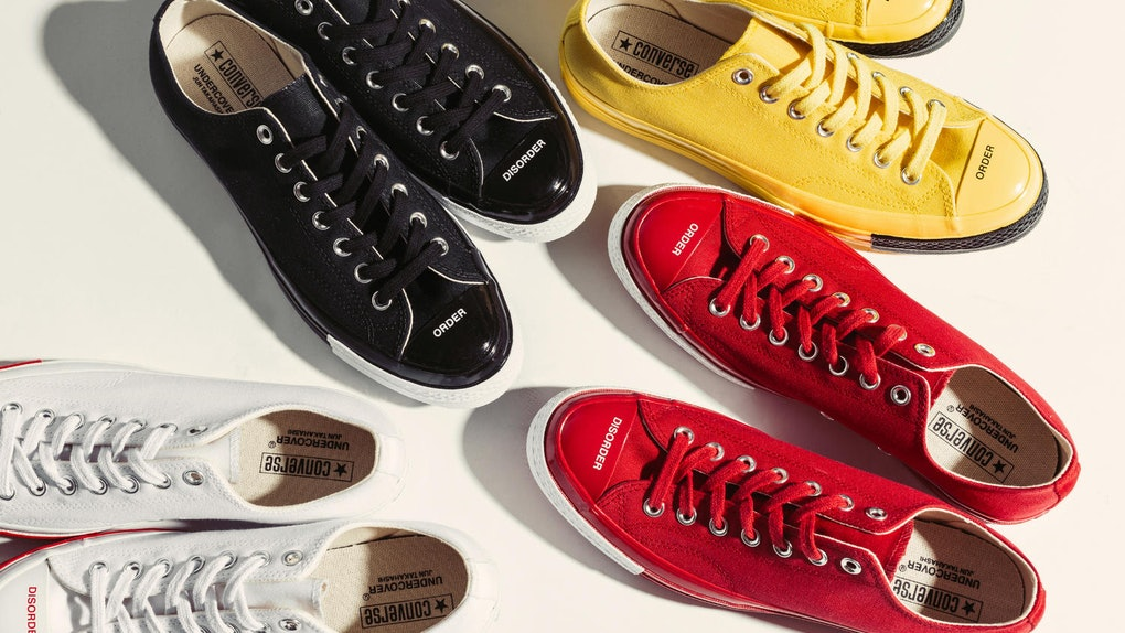 b16f4732fd86 The UNDERCOVER x Converse Collaboration Is Bringing Japanese Cool Stateside