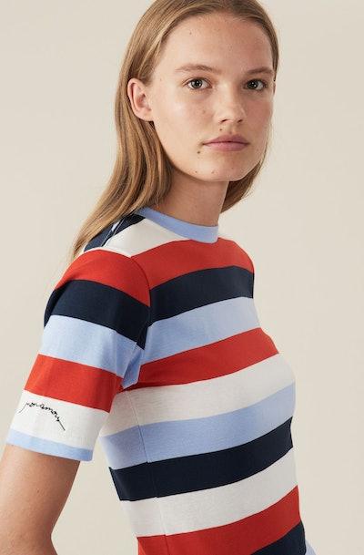 Everman T-shirt, Stripes