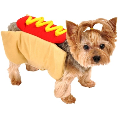 Hot Dog - Dog Costume