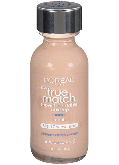 True Match Super Blendable Makeup in Natural Ivory