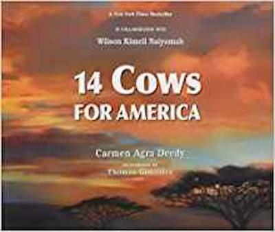 14 Cows For America, By Carmen Agra Deedy