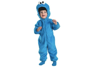Cookie Monster Sesame Street Costume