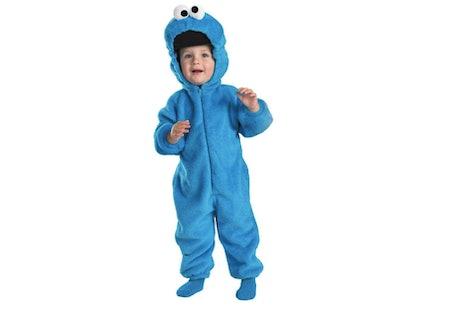 Cookie Monster Sesame Street Costume