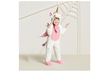 Plush Unicorn Halloween Costume