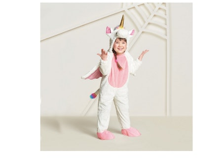 Plush Unicorn Halloween Costume