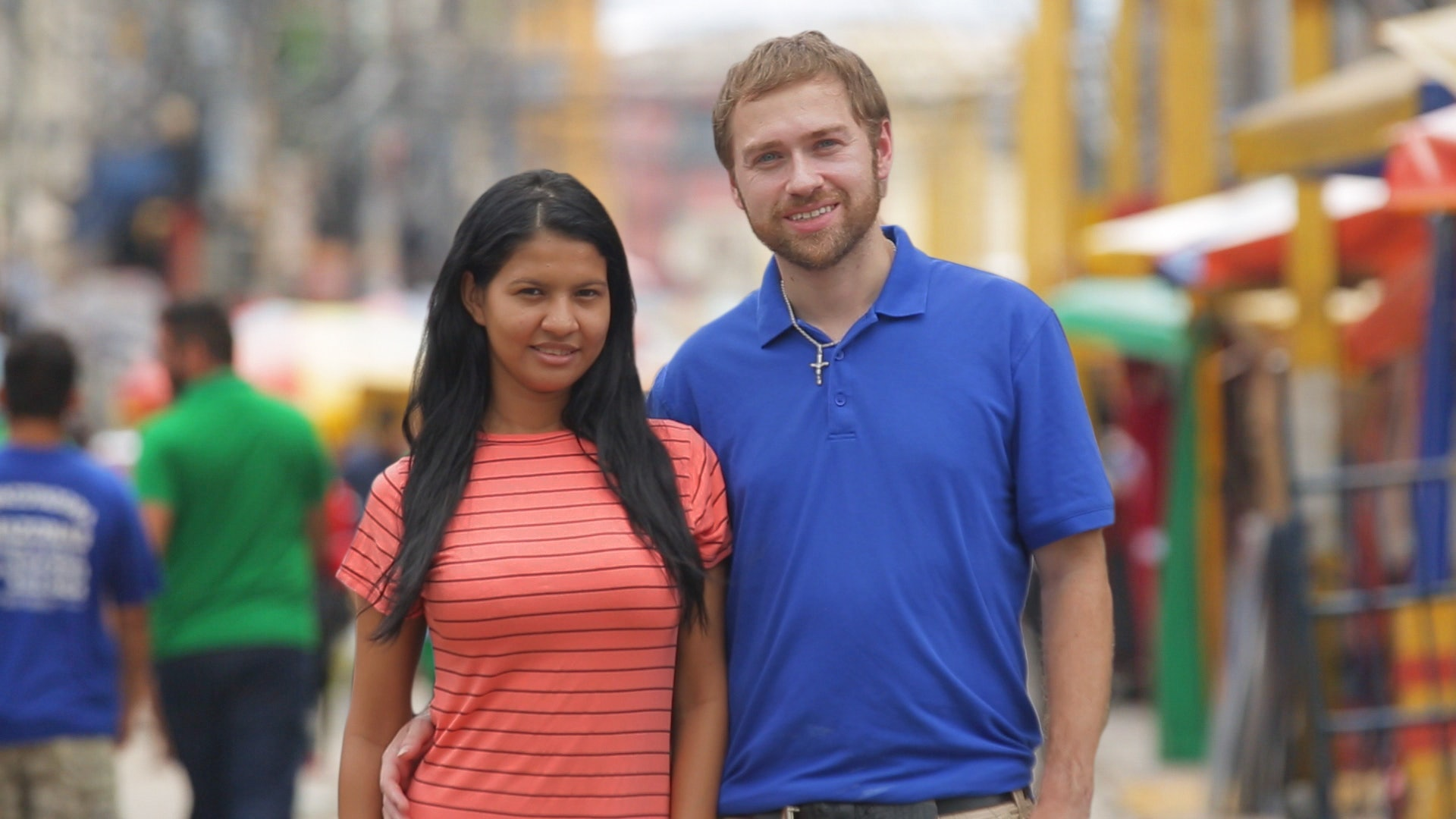 dating colombian