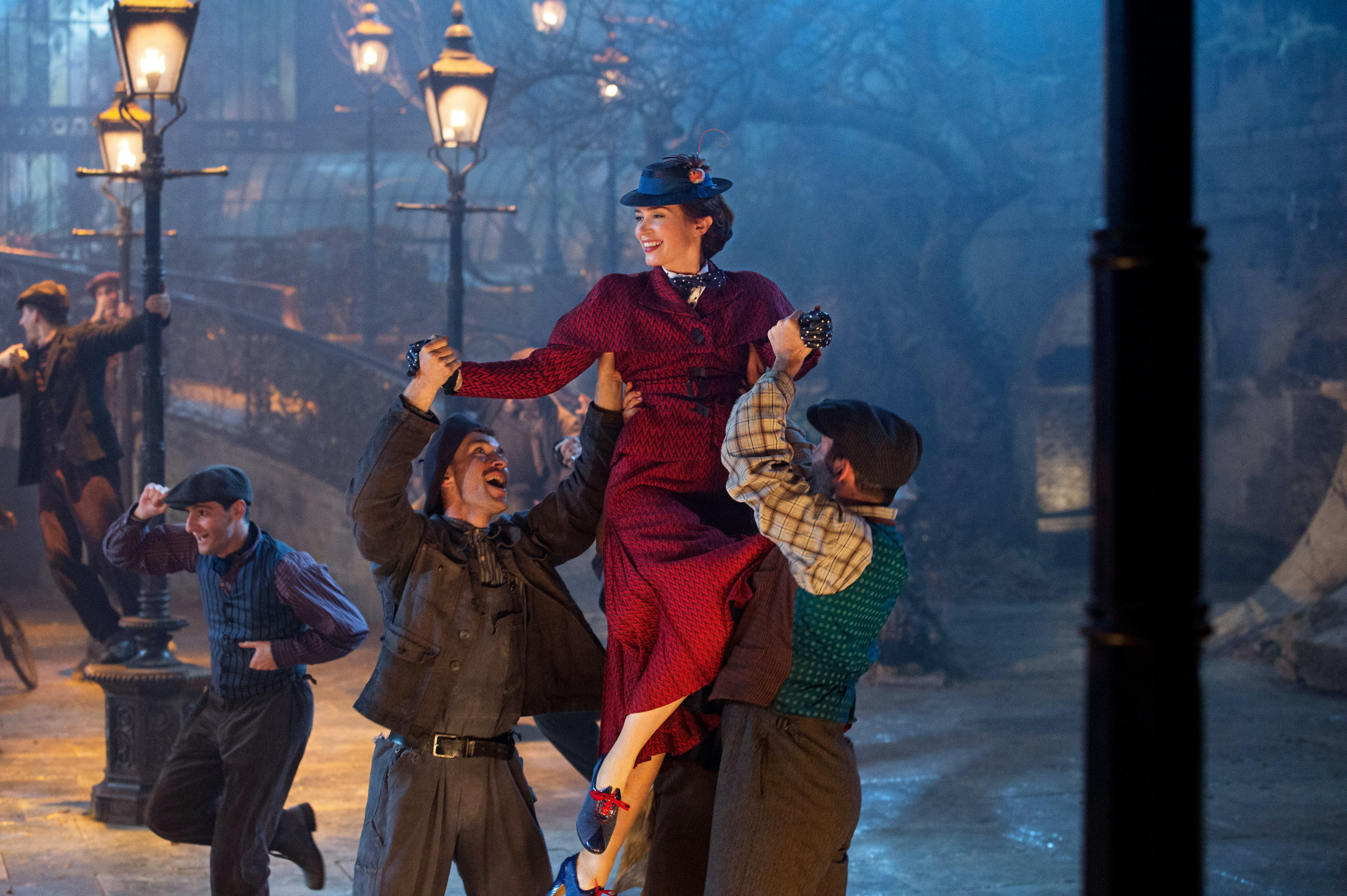 All The Songs In 'Mary Poppins Returns' Include Lin-Manuel