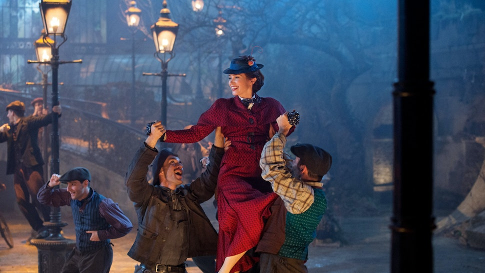 All The Songs In 'Mary Poppins Returns' Include Lin-Manuel Miranda
