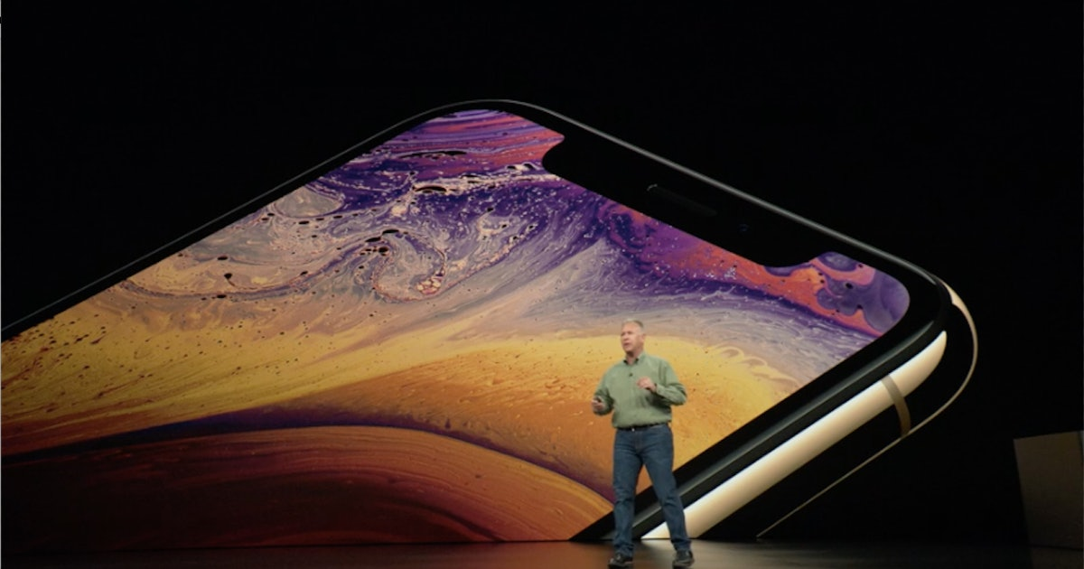 What Are The New iPhones? The iPhone Xs, iPhone Xs Max, and iPhone Xr Were Revea...