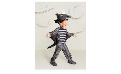 Dark Dragon Halloween Costume