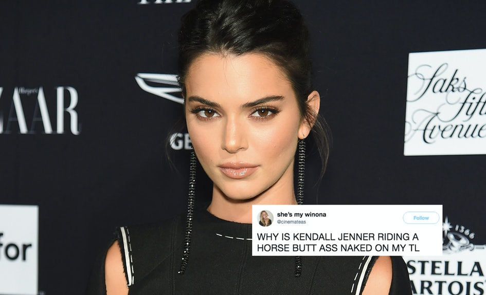 These Tweets About Kendall Jenners Nude Photos On The Beach Are All Over The Place-8993