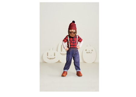 Lil' Lumberjack Halloween Costume