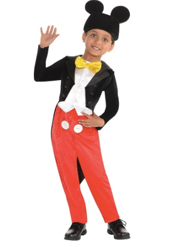 Classic Mickey Mouse Costume