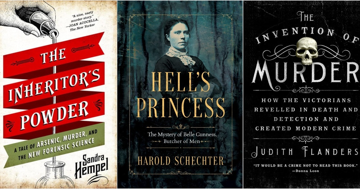 9 Historical True Crime Books That Will Show You The Creepier Side Of History