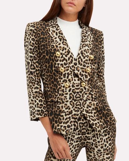 Empire Leopard Jacket