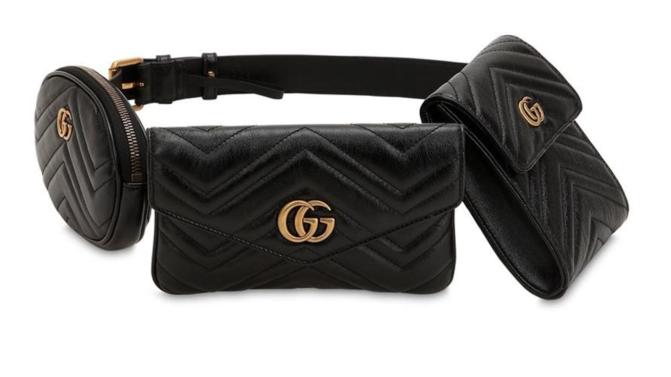 1f027d6a8 This $1,790 Gucci Fanny Pack Is Having An Identity Crisis & Wants To Be  Literally EVERYTHING