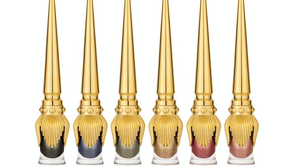 0b41eed6b07e How Much Is Christian Louboutin Eyeshadow  The Sexy Bottles Are Almost Here