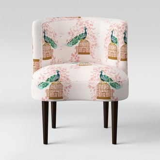 Opalhouse Clary Curved Back Accent Chair