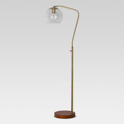 Project 62 Menlo Glass Globe Floor Lamp