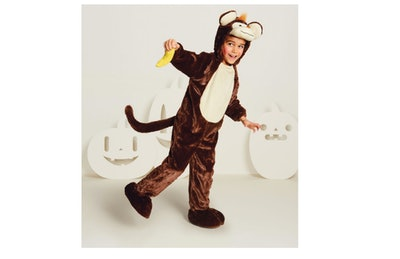 Plush Monkey Halloween Costume