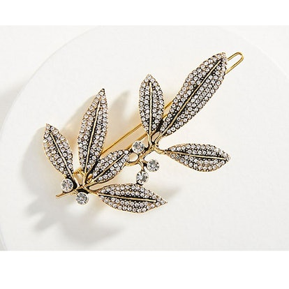 Olive Branch Hair Pin