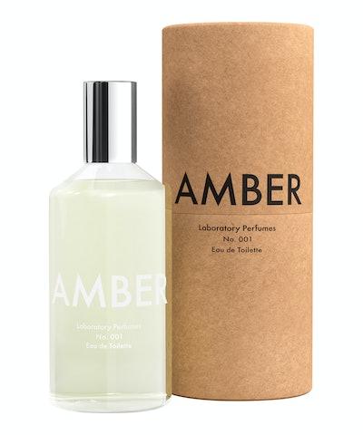 Laboratory Perfumes No. 001 Amber